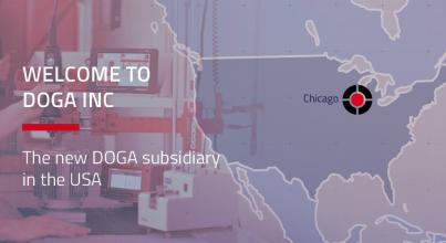 DOGA opens its subsidiary in the USA, DOGA inc!