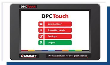 2015 Interface DPCTouch