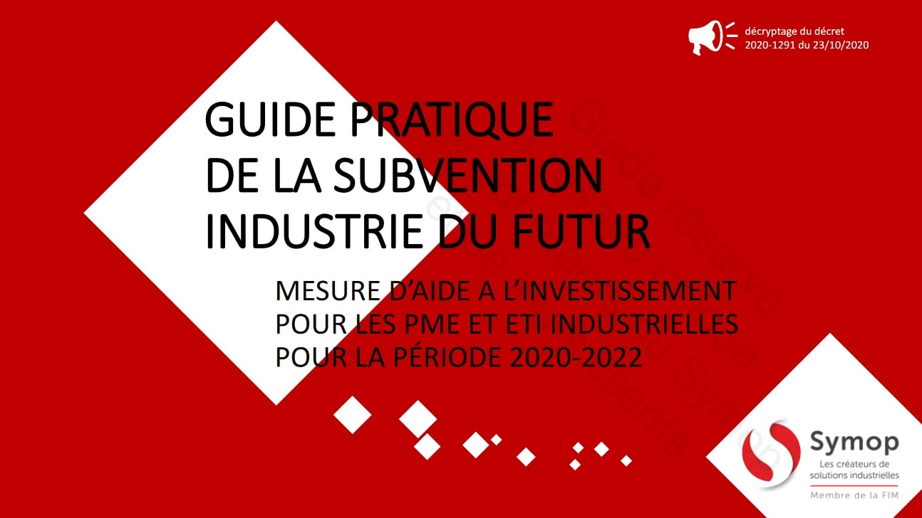 Guide pratique subvention 2020-2022