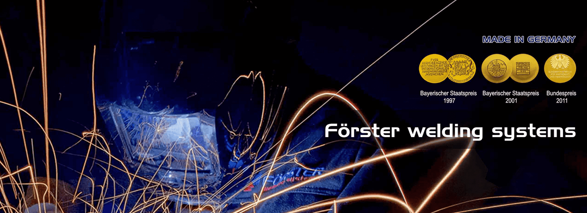 Couverture FÖRSTER Welding Systems
